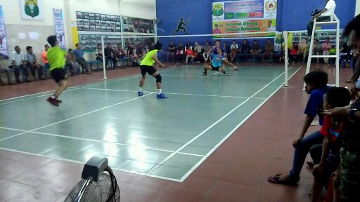 koni cup iv 2019 - bulu tangkis