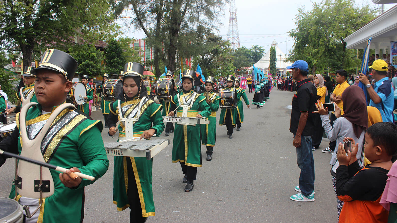 koni cup iv 2019 - drum band
