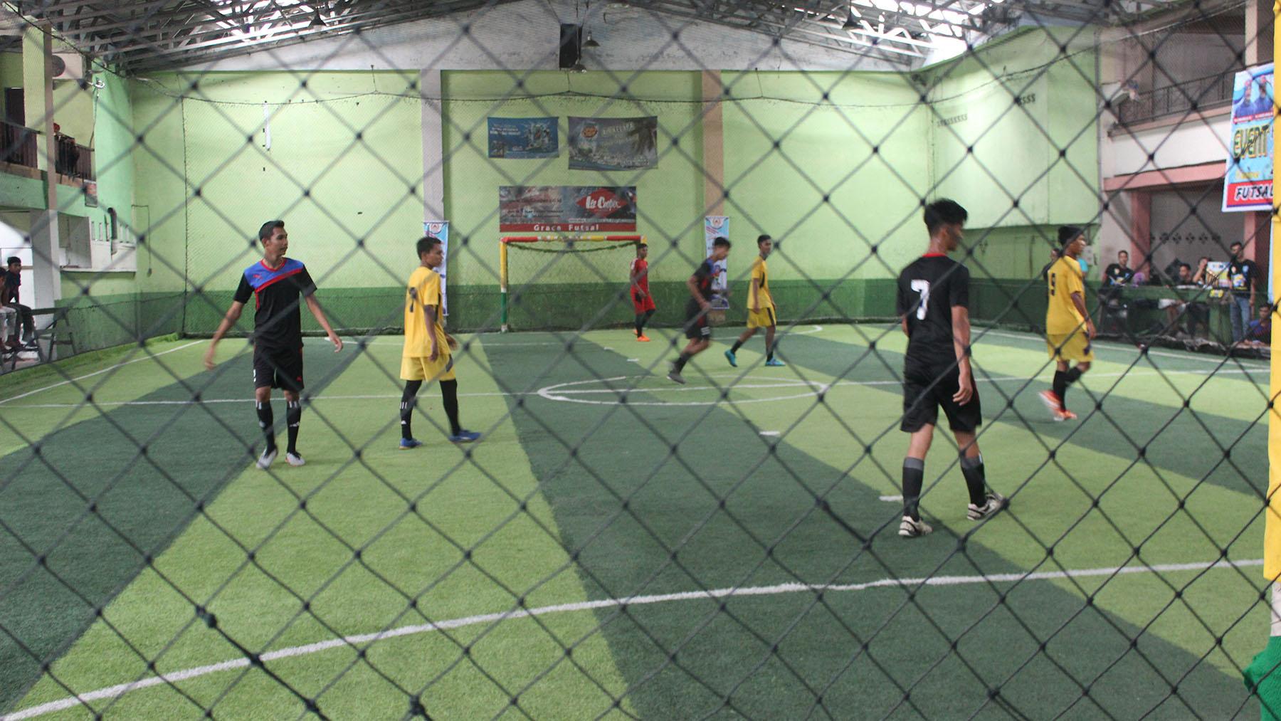 koni cup iv 2019 - futsal