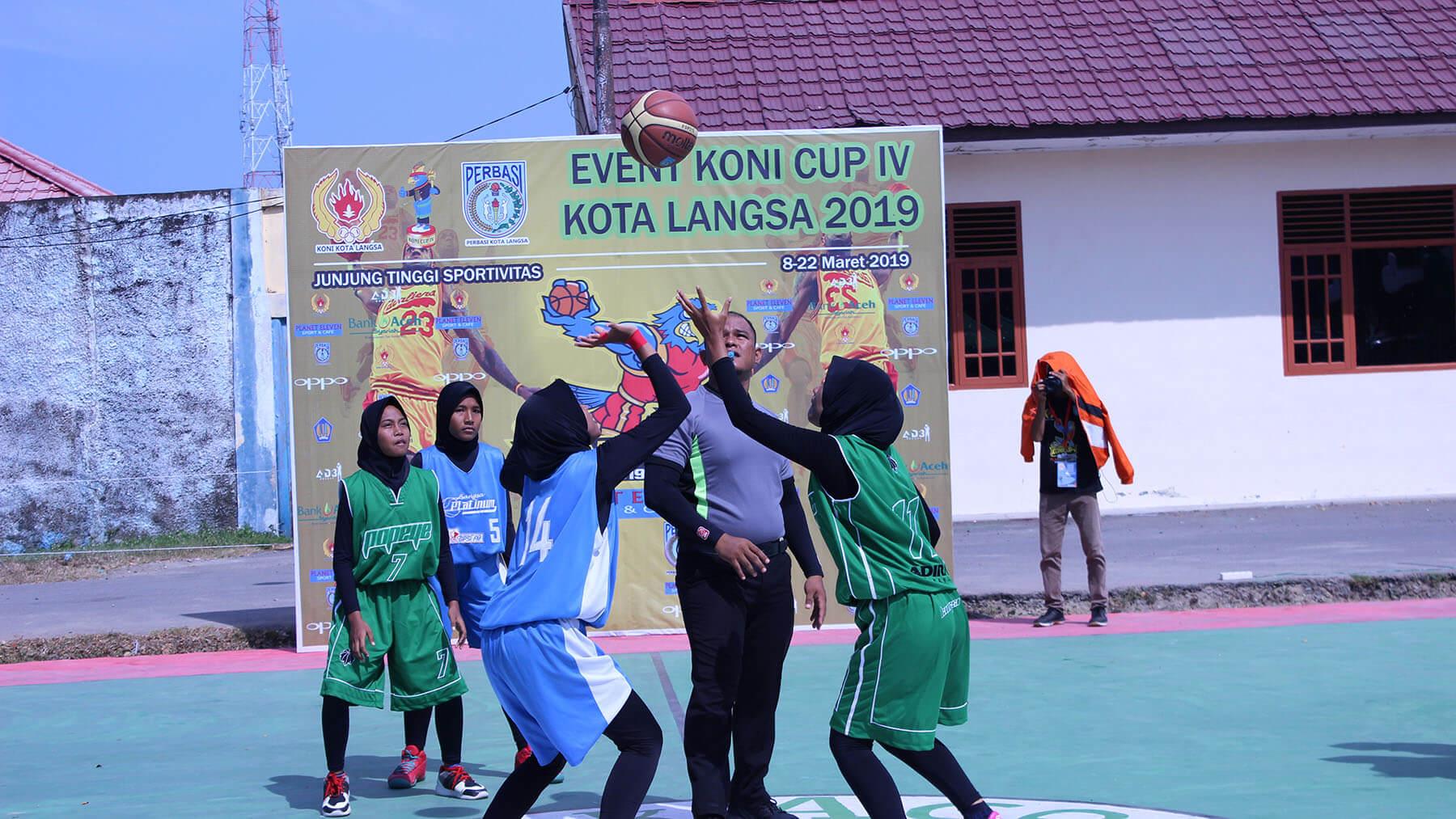 koni cup iv 2019 - basket
