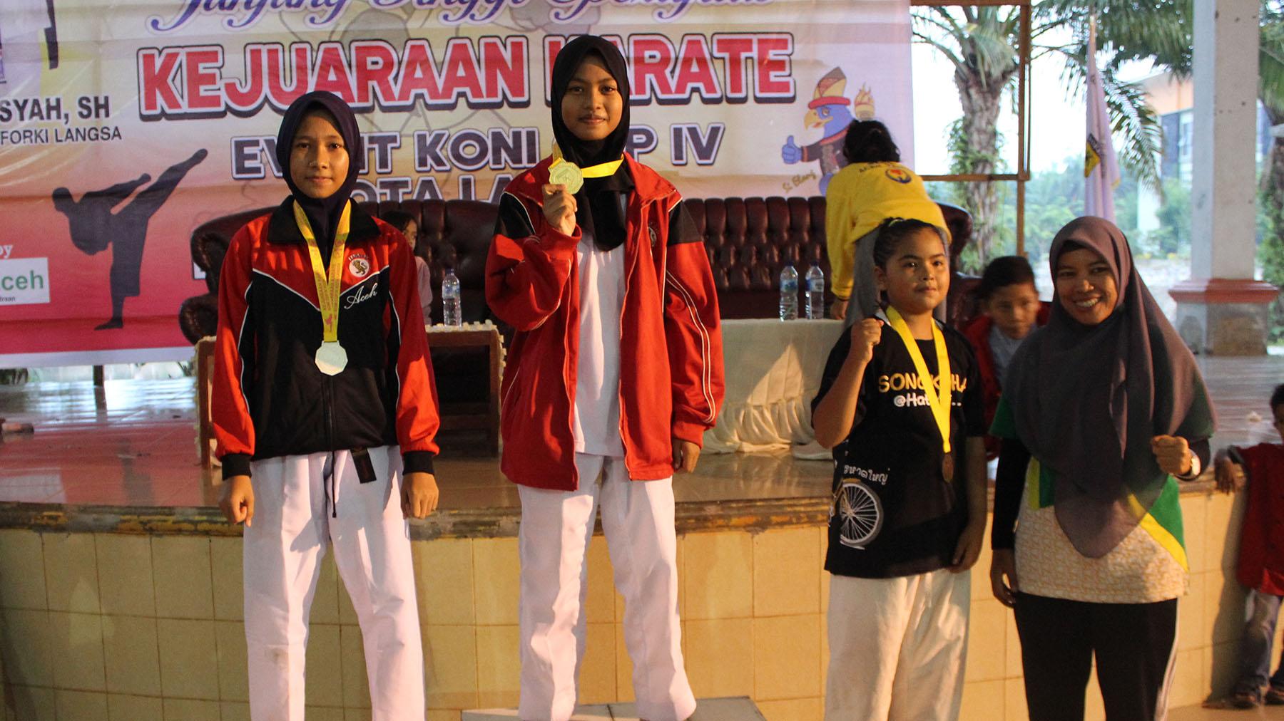 koni cup iv 2019 - karate
